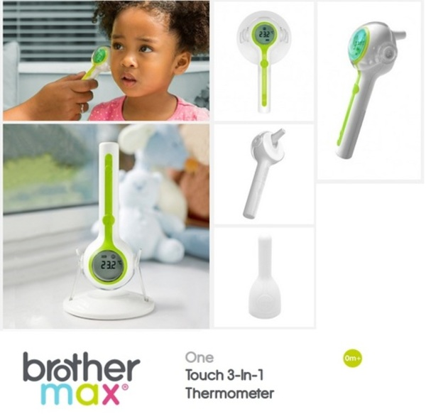 brother max 3 in 1 thermometer